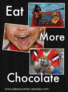 eat more chocolate
