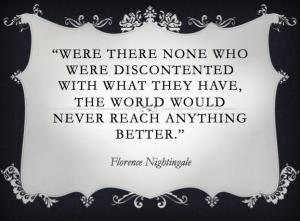 nightingale quote