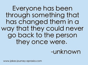 everyone changed