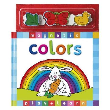 """Colors - Magnetic Book"" - Walmart"