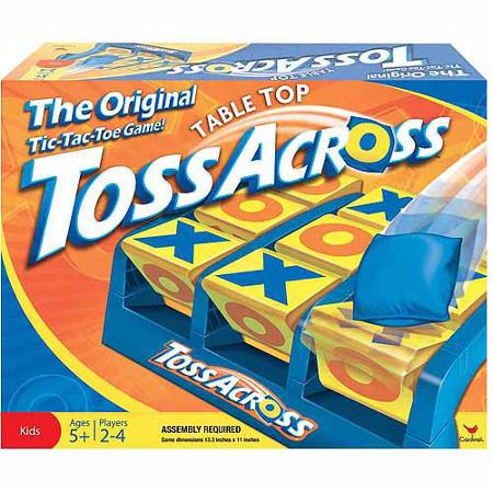 Toss Across - http://www.walmart.com/ip/Original-Table-Top-Toss-Across/34096946