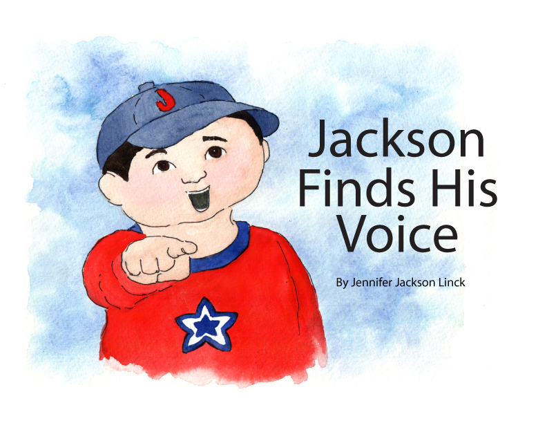 jackson finds his voice